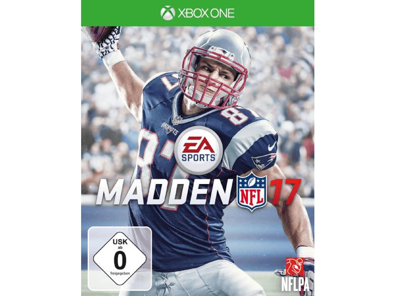 Madden NFL 17 [Xbox One] Media Markt Sindelfingen