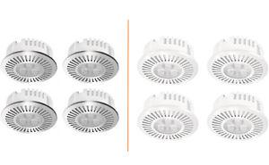 4er Pack Osram TRESOL Downlight 4.5W LED Einbauleuchte - weiß oder silber - Ebay