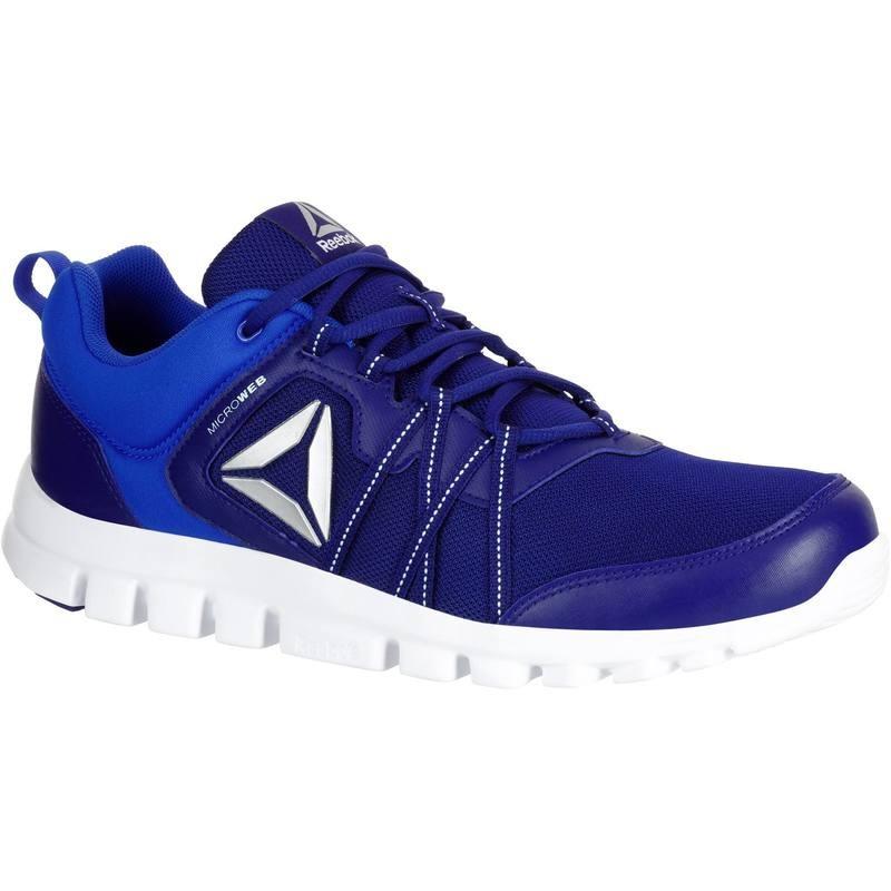 Reebok Yourflex blau für Männer [Decathlon]