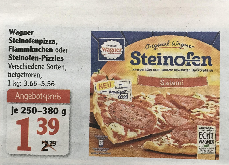 [Globus] Original Wagner Pizza und Flammkuchen ab 22.01.