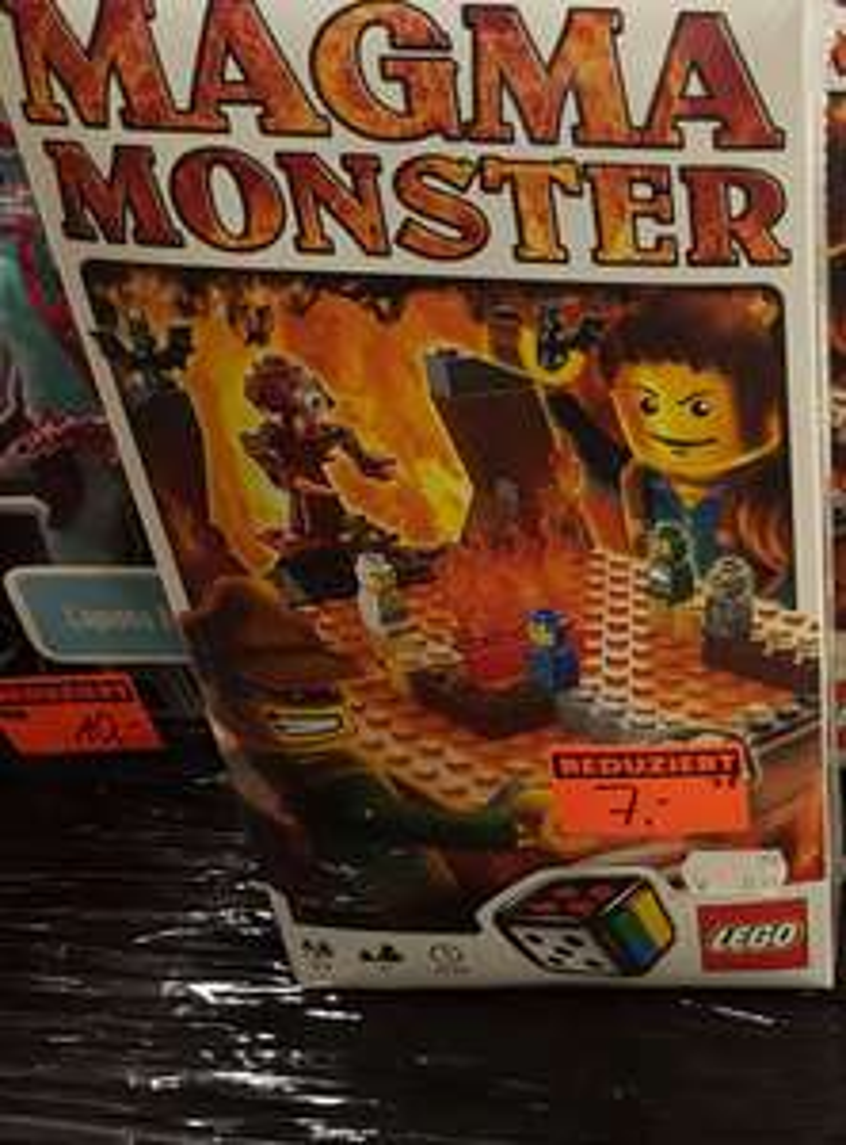 Lego Spiele Magma Monster Edeka wittingen