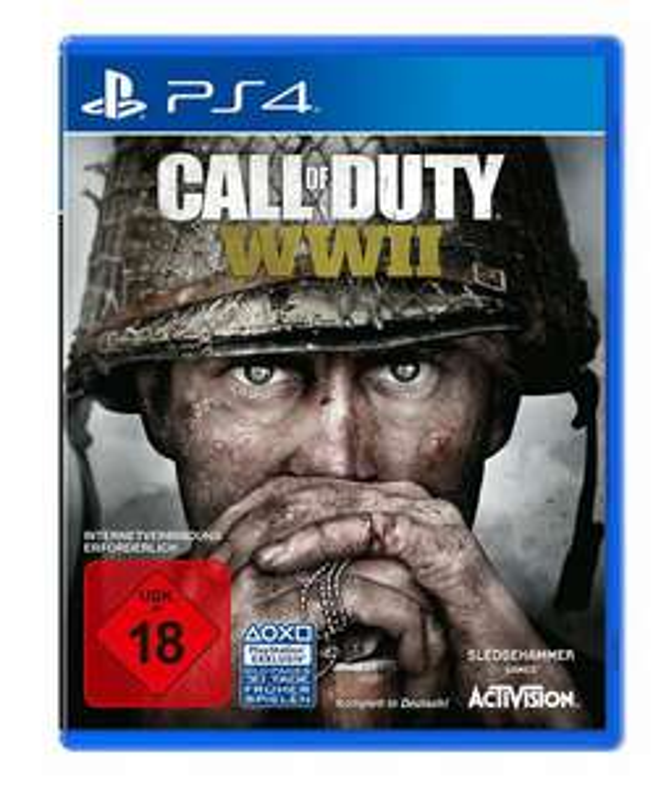 Call of Duty: WWII (PS4) Neukundenrabatt und versandkostenfrei [Otto.de]