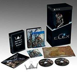 Elex: - Collector's Edition - [PlayStation 4]