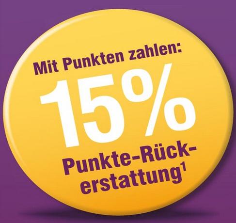 [DeutschlandCard / Netto MD] Mit DC-Punkten bezahlen und 15% Punkte-Rückerstattung erhalten