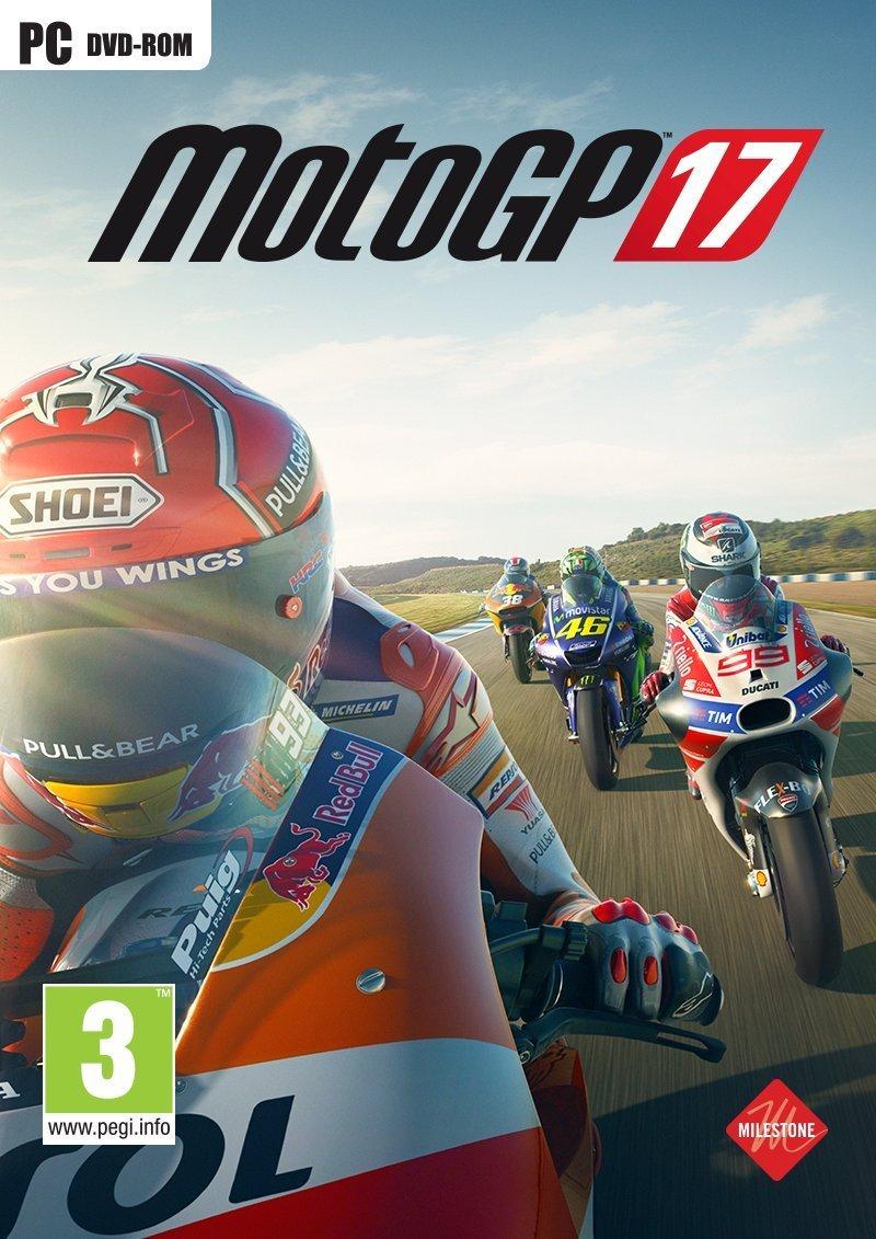MotoGP 17 (PC Retail) für 13,61€ (Amazon IT)