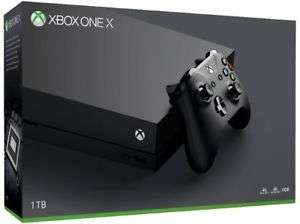 XBOX ONE X für 444 inklusive Versand.