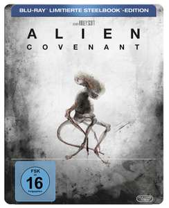 Alien: Covenant Limited Edition Steelbook (Blu-ray) für 17€ (Media Markt)