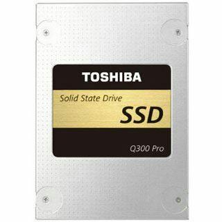 "Interne SSD 2,5 ""Toshiba Q300 Pro - 512 GB (MLC)"
