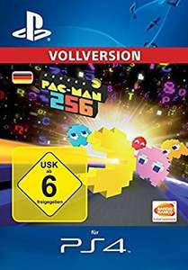 PAC MAN 256 [Vollversion] [PSV PSN Code - deutsches Konto]