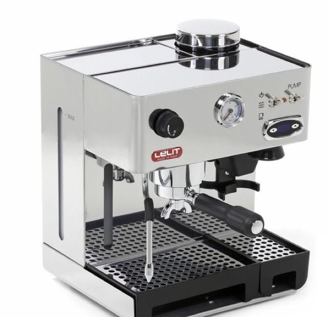 Lelit PL42 TEMD PID Siebträger Espressomaschine - Amazon.it