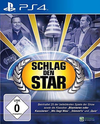 Schlag den Star - Das Spiel - PS4 [Amazon.de]