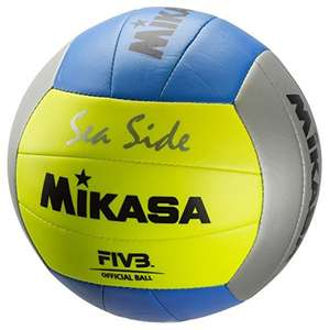 [Amazon Prime] Mikasa Sea Side Beachvolleyball Gr. 5