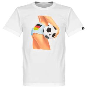 Adidas Sommer Fan T-Shirt - Deutschland [Subside Sports]
