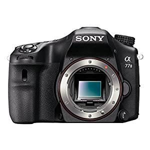 "[amazon.it] Sony ILCA Alpha 77 II SLR-Digitalkamera Body (24,3 Megapixel, 3"" LCD Display, max. 12 Bilder/Sek, Full HD, WLAN, NFC, HDMI) schwarz"