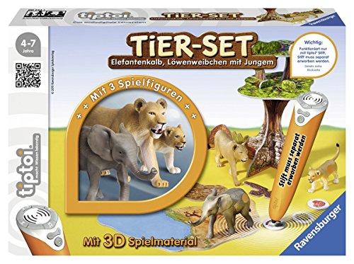 Ravensburger tiptoi Tier-Set Löwen // Ohne Prime für 11 Euro bei MM [Amazon Prime]