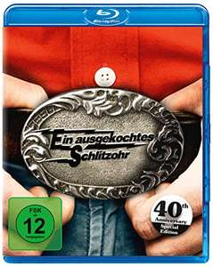 Klassiker- Ein ausgekochtes Schlitzohr - 40th Anniversary Edition (+ Bonus-DVD) [Blu-ray] [Limited Edition] [Amazon Prime]