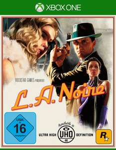 L.A. Noire (Xbox One & PS4) für je 23,99€ (Amazon)