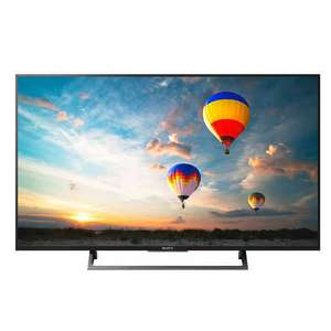 Sony KD 55 XE80 (4K, Android Smart TV, 55 Zoll)