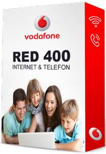 Vodafone Red Internet & Telefon 400 Cable