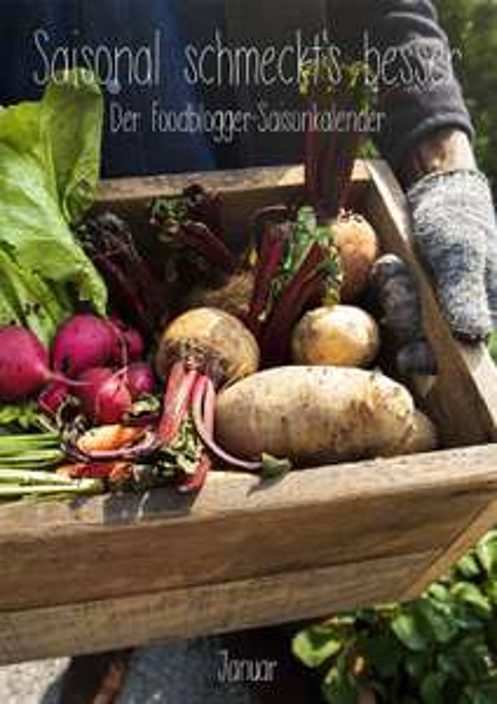 kostenloses Ebook: Saisonal schmeckt's besser!