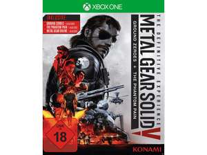 Metal Gear Solid 5 - The Definitive Edition [Xbox One] (Lokal)
