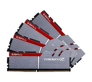 [Amazon ES] G.Skill TridentZ 32GB (4x 8GB) DDR4 3200 CL15