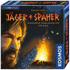 Kosmos Spiel für 2 Jäger und Späher