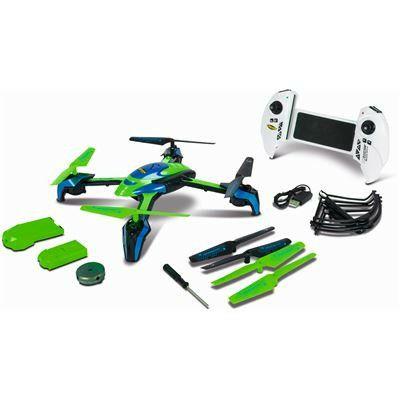 Carson - X4 Quadcopter Distance Control 100% RTF
