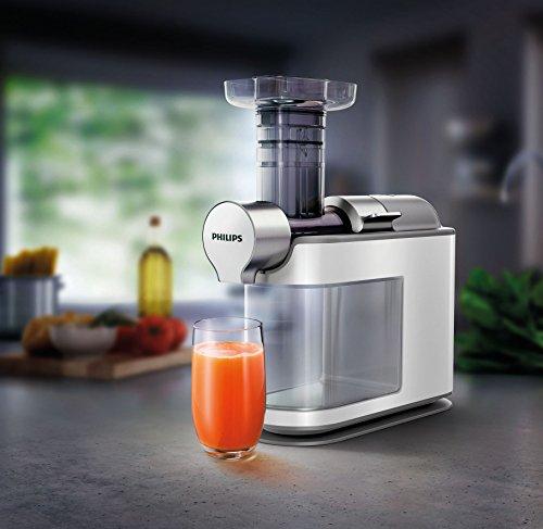 [Amazon.de] Slow Juicer Philips Avance Collection HR1949/20 Edelstahl für 246€ oder Kunststoff für 211€