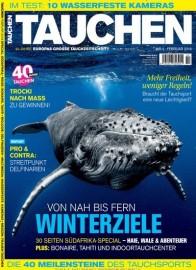 Tauchen Magazin Abo (12 Ausgaben) für 86,40 € mit 80€ Amazon-Gutschein oder 75€ Verrechnungsscheck