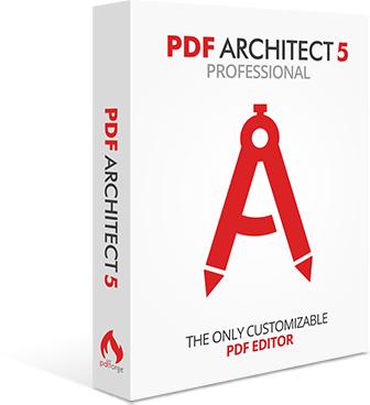 30% Rabatt auf PDF Architect 5