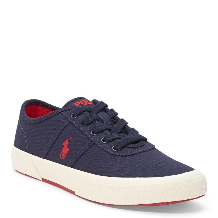 Ralph Lauren Sneaker Tyrian Gr. 42