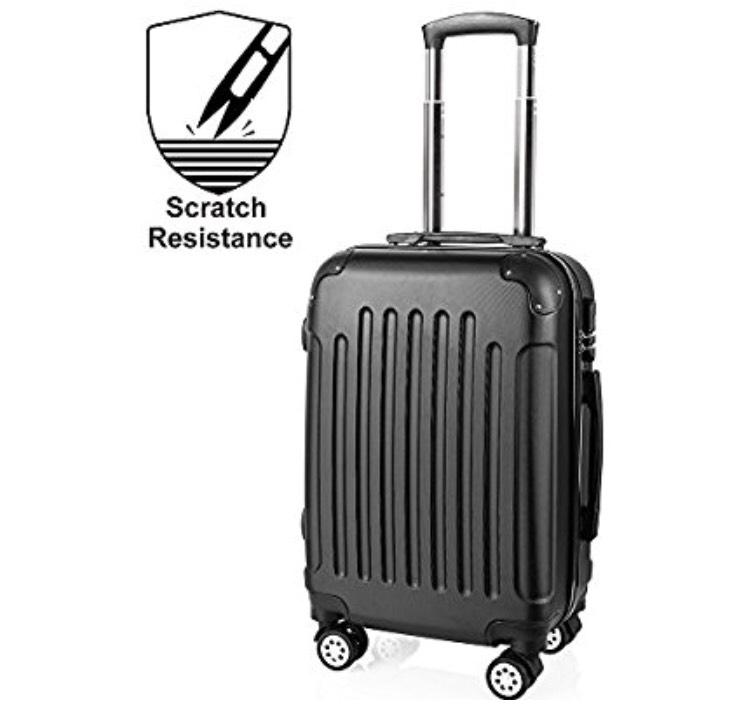 Hartschalenkoffer Trolley Koffer  46L (Amazon)