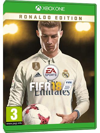 FIFA 18 Ronaldo Edition - Xbox One Download Code