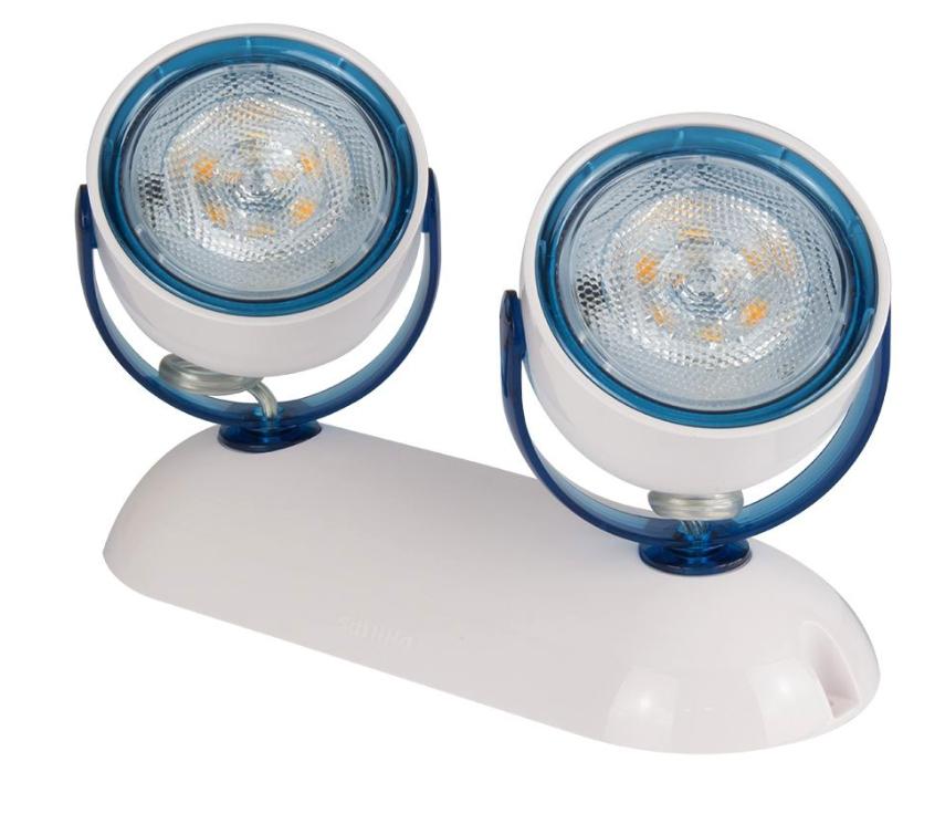 Philips myLiving LED Deckenleuchten Dyna 2er- und 3er-Spots bei top12