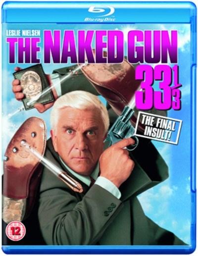 Die nackte Kanone 33 1/3 (Blu-ray) für 4,10€ (Zoom.co.uk)
