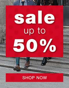 GEOX Sale bis 50% Rabatt + 10% Gutschein