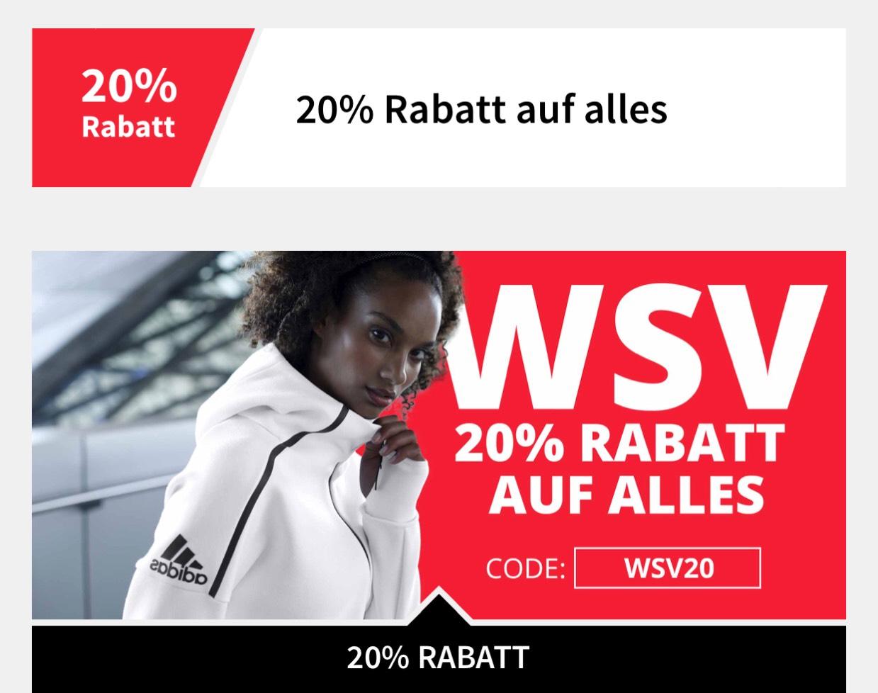 20% auf alles plentyone.de (Fahrräder)