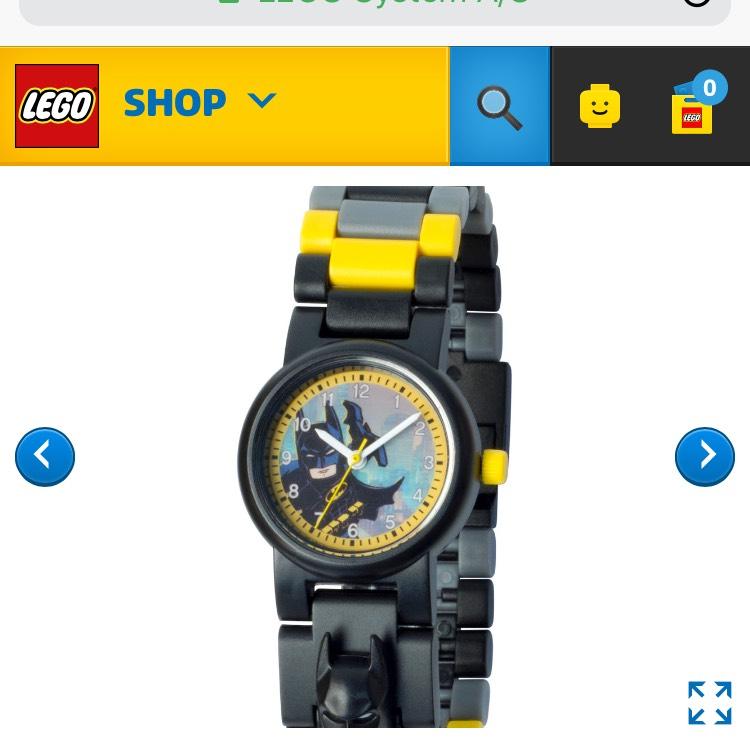 Lego, Kinder-Uhr jetzt auf 50% reduziert 12,49€+ Versand (ab 55€ Bestellwert kostenlos)