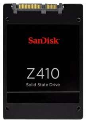 "SanDisk SSD Festplatte Z410 480GB 2.5"" SATA-III"