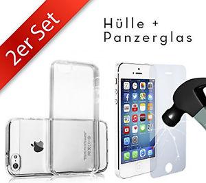 HANDY HÜLLE + für das iPhone und Galaxy als Kombipaket statt 7,38 € nur 2,49 €