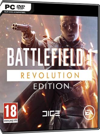 Battlefield 1 Revolution (PC) über Origin