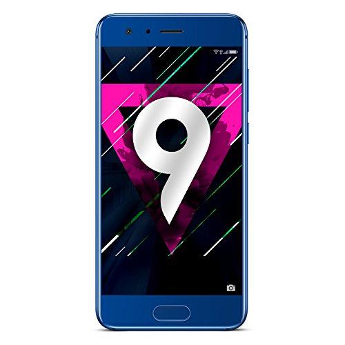 [Amazon Blitzangebot] Honor 9 Smartphone (blau+grau+schwarz)