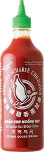[amazon.de Prime] Flying Goose Chilisauce, Sriracha scharf, 2er Pack (2 x 730 ml, 4,78€/l)