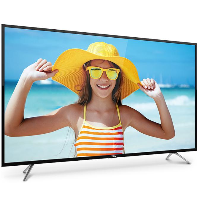 [Saturn/Amazon] TCL U49P6006X1 UHD 4K Fernseher (49 Zoll, HDR, Smart TV, 1200 PPI, WLAN, HEVC, DVB-T2 HD, DVB-C, DVB-S, DVB-S2)