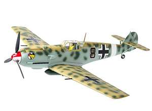 Durafly™ Messerschmidt Bf.109 Williy's Masterpiece 1100mm PNF
