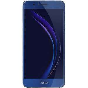 HONOR 8, Smartphone, 32 GB, 5.2 Zoll, Sapphire Blue, LTE [ebay Plus]