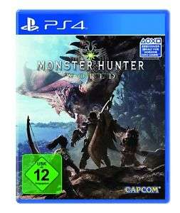 [ebay Plus] - Monster Hunter World - PS 4 mit Gutschein PLUS2018