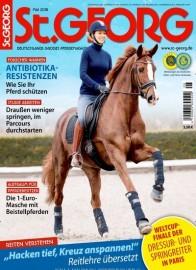 St.Georg Magazin Abo (12 Ausgaben) für 69,60 € mit 60€ Amazon-Gutschein oder 55€ Verrechnungsscheck