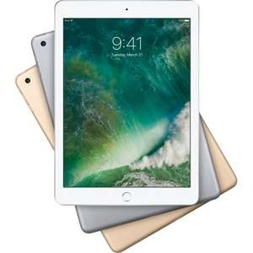 [ebay WOW Plus] Apple Ipad 9.7 2017 WIFI 32GB grau, gold, silber durch 15,- Gutschein PLUS2018 für 330,- €